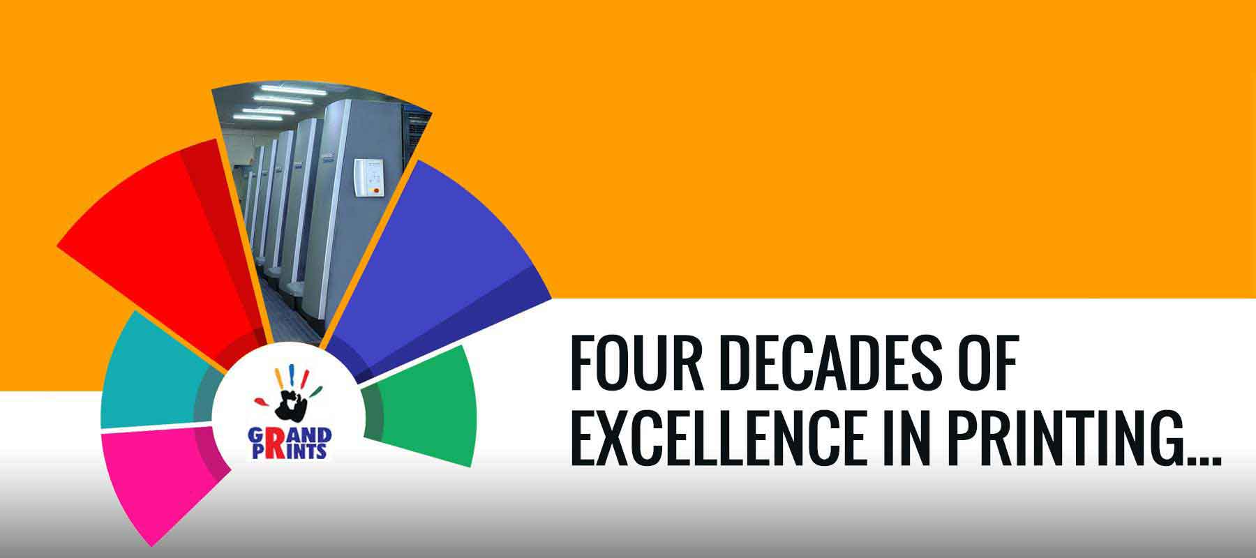 Four Decades of Excellence in Printing