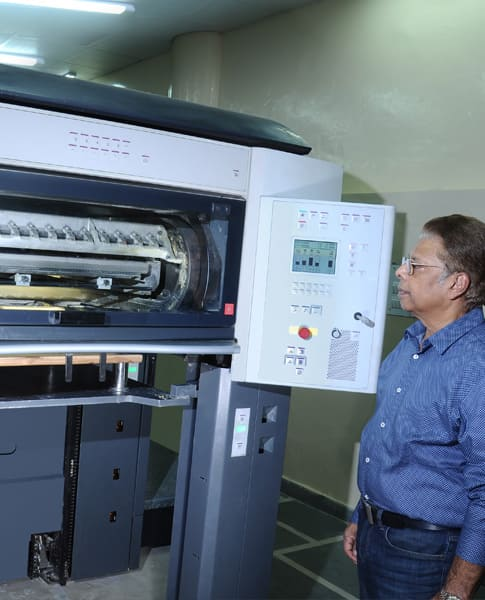 Heidelberg CD Speed Master Machine